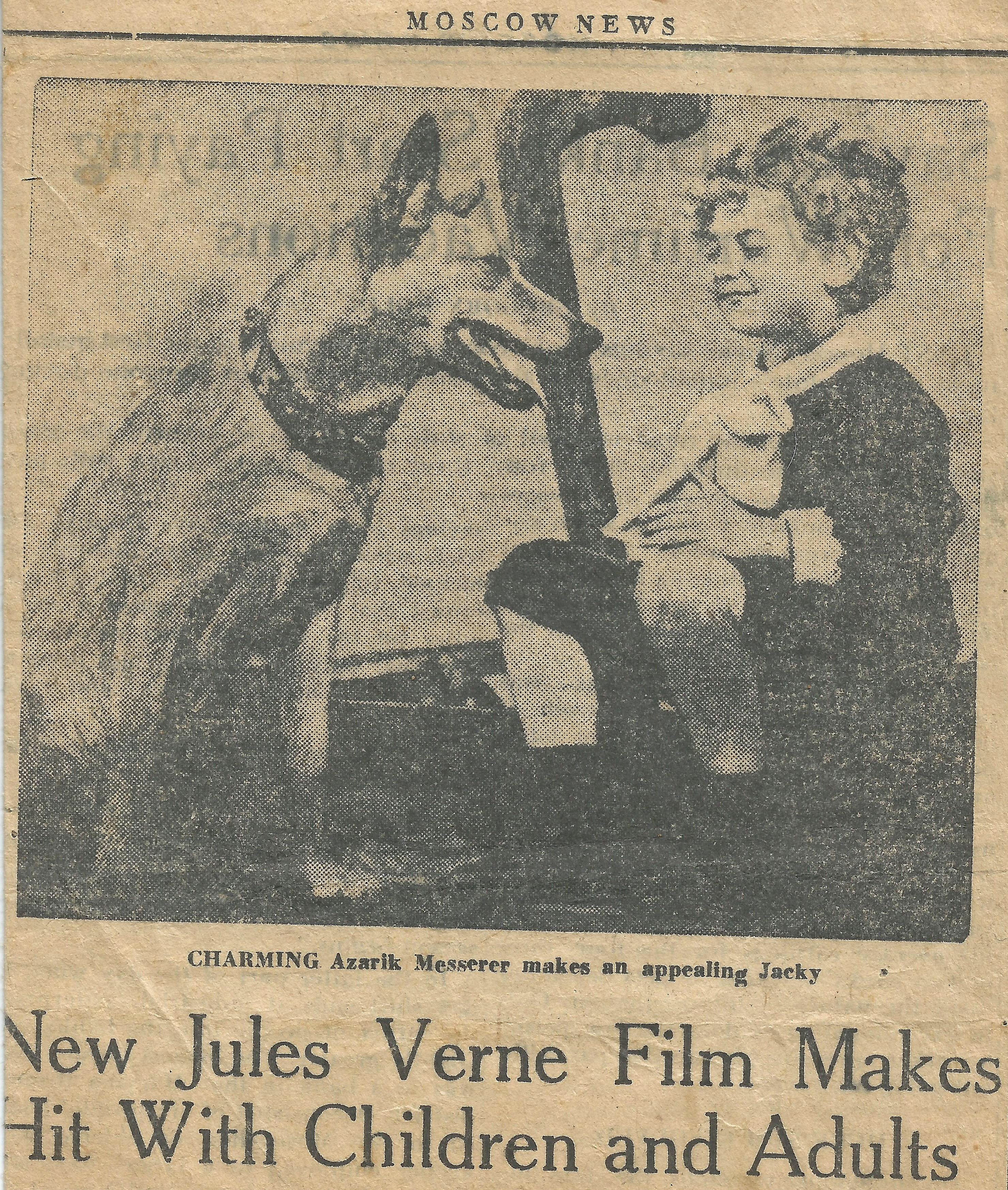 Captain Jules Verne, Fifteen Year Old 72