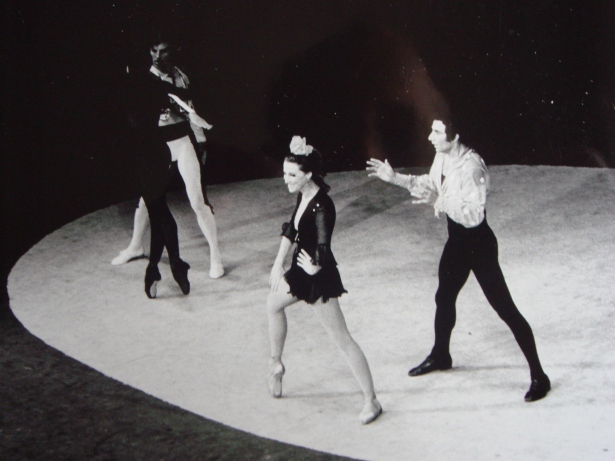 Azari and Maya Plisetsky in Carmen 1978.JPG